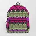 Colorful Aztec pattern. by marinaklykva