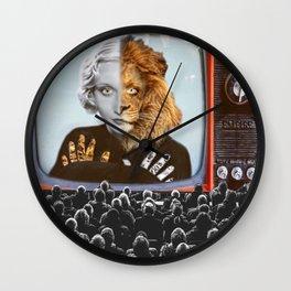 'Til 3005 Wall Clock