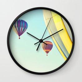 Floating Wall Clock