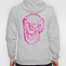 Death Laughs In Your Face Hoody