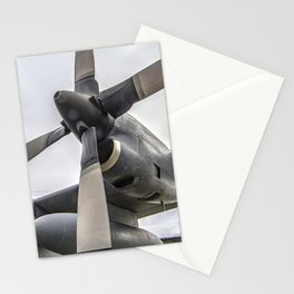 NASAs C130 Hercules is a four-engine turboprop This particular plane was built in 1966 but has been Stationery Cards