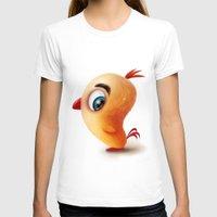 chicken T-shirts featuring Chicken by Alexander Skachkov