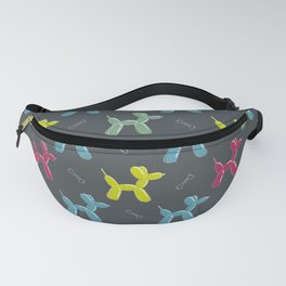 Dog balloon animal pattern Fanny Pack