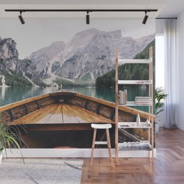 Mountain Lake Wall Mural