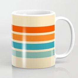 Retro Stripes 10 Coffee Mug