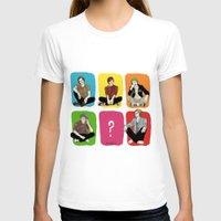 """band T-shirts featuring """" Rainbow band """" by Karu Kara"""