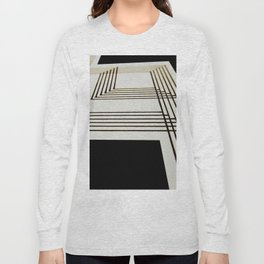 Lines on Paper Long Sleeve T-shirt