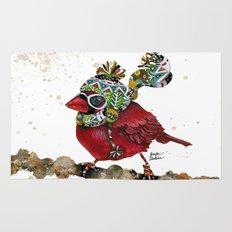 Cardinal Blaze 3 Rug