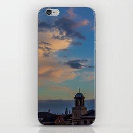 Seminary Sunset pt.3 iPhone Skin