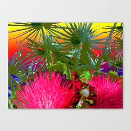 Friday's Hike Canvas Print
