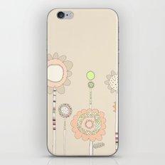 Little Daisies iPhone & iPod Skin