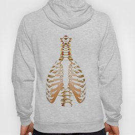 Rib Cage (Color) Hoody