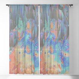 SWLL Sheer Curtain