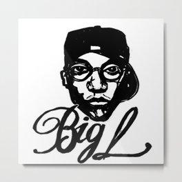 Big rapper Metal Print