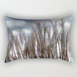 Atteindre au Ciel Rectangular Pillow