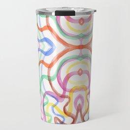 Kaleidoscope I Travel Mug