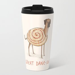 Great Dane-ish Travel Mug
