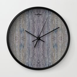 Consistency 2 Mash up Wall Clock