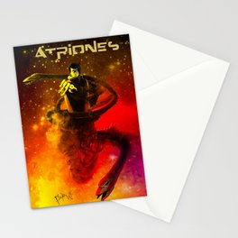 ATRIONES: AFICHE 2 Stationery Cards