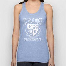 Kalos University Unisex Tank Top