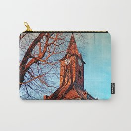 The village church of Waxenberg Carry-All Pouch