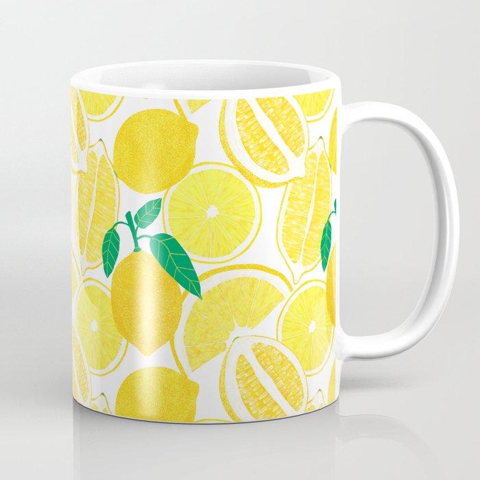 Lemon Harvest Coffee Mug