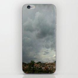 Cleft iPhone Skin