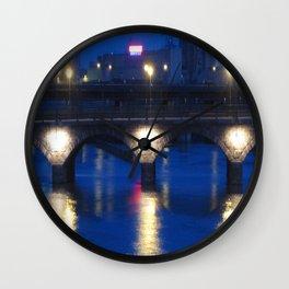 Rochester, NY Wall Clock