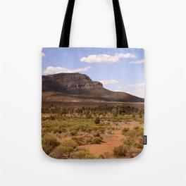 Rawnsley Bluff in the Australian Flinders Ranges Tote Bag