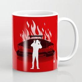 Christine (Red Collection) Coffee Mug