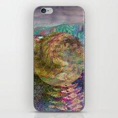 Marble Swirl iPhone & iPod Skin
