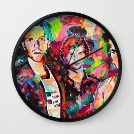 Best Rock Band Wall Clock