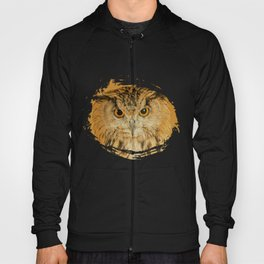 OWL RIGHT ON THE NIGHT Hoody