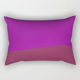 Abstract corner Rectangular Pillow