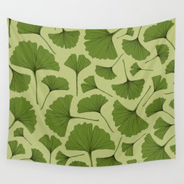 GINKGO LEAF Wall Tapestry