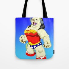 Wonder Wampa Tote Bag