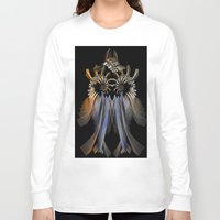 transformer Long Sleeve T-shirts featuring Transformer by Brian Raggatt