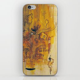 since the beginning we are... iPhone Skin