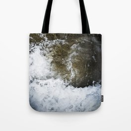 swallowed in the sea part 2 Tote Bag