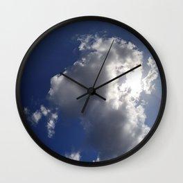 Velvet Rose Wall Clock