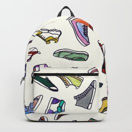 sneakers addiction Backpack