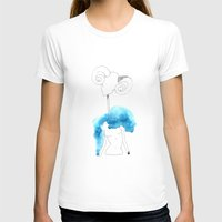 aries T-shirts featuring Aries by Amee Cherie Piek