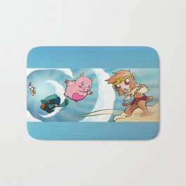 Journey to the West Bath Mat