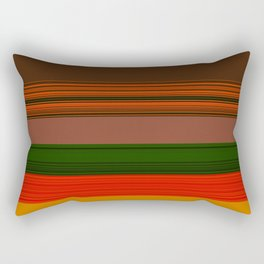 COLOR #35 Rectangular Pillow