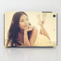 asian iPad Cases featuring Asian Beauty by visualspectrum