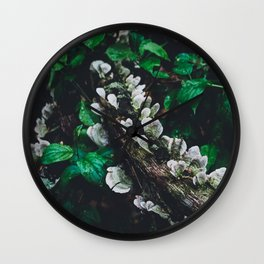The Woods 2 Wall Clock