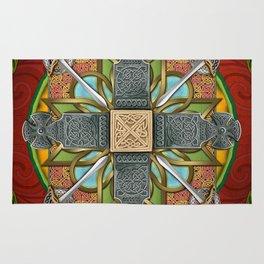Mandala Celtic Glory Rug
