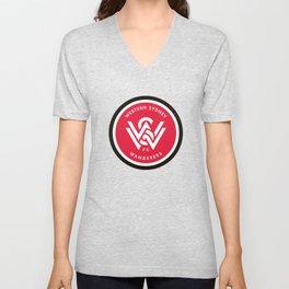 Western Sydney Wanderers Unisex V-Neck