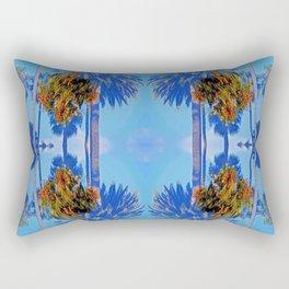 bh palm Rectangular Pillow