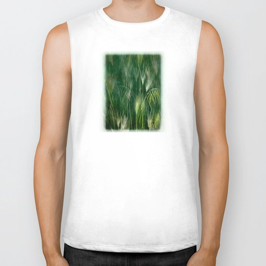 Meadow Reverie Biker Tank